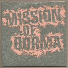 "MISSION OF BURMA Academy Fight Song 7"" ACE OF HEARTS 1980 US orig ROGER MILLER"
