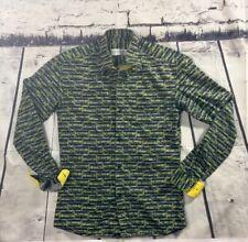 Angkor Independent Tailor Vintage Men's Buttondown Cassette Tape Tailored Shirt