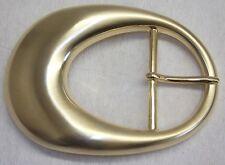 1 Schließe  Gürtelschnalle Schnalle  4,5 cm gold  rostfrei ! NEU ! 04.69
