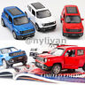 New 1:32 Jeep Renegade SUV Alloy Diecast Toys Vehicles Pull Back Car w/Light