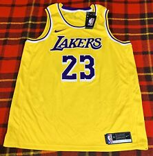 LeBron James Yellow NBA Fan Jerseys for sale | eBay