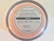 Mary Kay Mineral Powder Foundation Beige 2 (NEW out of box)