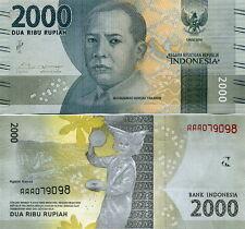 INDONESIA - 2000 Rupiah 2016 FDS - UNC