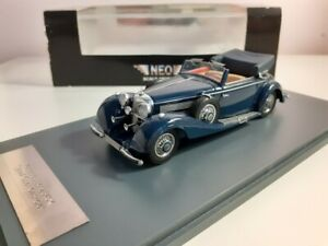 MERCEDES BENZ 540K type A cabriolet NEO SCALE MODELS 1/43