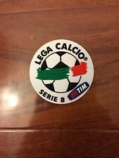 2008-10 Serie B Italy Stilscreen Lextra Toppa Patch 100% Official and Authentic