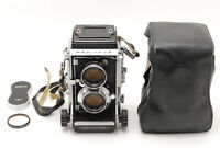 【N MINT+++】Mamiya C3 Pro TLR Film Camera 105mm f/3.5 Lens From JAPAN