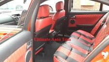 SEAT COVER HOLDEN COMMODORE VE SERIES 1 SS V 60th Anniversary;International UTE