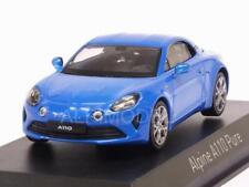 Alpine A110 Pure 2018 Alpine Blue 1:43 Norev 517866