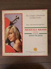 Longines Symphonette Recording Society MEXICALI BRASS vintage 6 LP Vinyl BOX SET