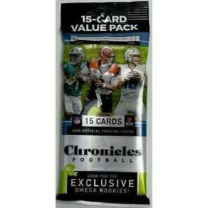 2020 Panini Chronicles NFL Football Fat Pack