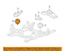 Cadillac GM OEM 09-11 STS-Engine Motor Mount/Torque Strut 25971092