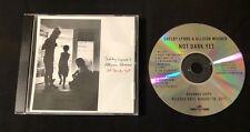 SHELBY LYNNE & ALLISON MOORER 'NOT DARK YET' 2017 PROMO CD