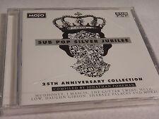 MOJO SUB POP SILVER JUBILEE CD MUDHONEY J MASCIS LOW 15 SONGS NEW