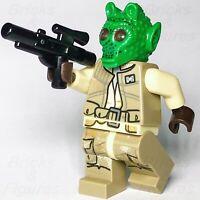New Star Wars LEGO® Rodian Alliance Fighter Battlefront Rebel Minifigure 75133