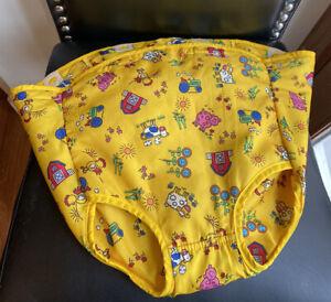 Evenflo Exersaucer Yellow Bouncin Barnyard Farm Seat Cover Replacement Part