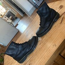 Dr. Martens Men's 1460 Black Carpathian 8-Eye Leather US 14 EU 48 UK 13 Boots