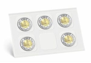 Battle of Vimy Ridge - 2017 Canada $2 - 5 coin Pack