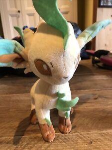 Tomy Pokémon plush Leafeon
