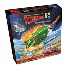 Modiphius Entertainment Thunderbirds Co-operative Board Game