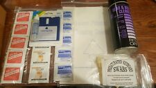 Industrial Computer Care Cleaning/Maintenance Kit-wipes, swabs, cloths, spray