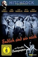 ENDLICH SIND WIR REICH - KENDALL,HENRY/BARRY,JOAN    DVD NEU
