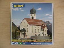 Kibri - ref.37032 - Iglesia Wassen an der Gothard