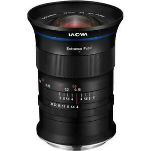 New Venus Optics Laowa 17mm f4 GFX Zero-D Lens for FUJIFILM G #32623