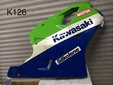 KAWASAKI ZXR400, RIGHT HAND LOWER COWLING, 1989 USED