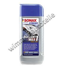 SONAX BrilliantWax 1 Hybrid NPT 250ml 201100  flüssiges Hartwachs   Tiefenglanz