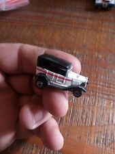 micro machines voiture ancienne  police