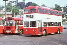 Devon General 931GTA & GDV464N Bus Photo