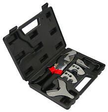 Winkelschere Gehrungsschere Leistenschere Zange PVC Multikopf Schere 101913