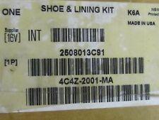 INT FORD 2508013C91  4C4Z-2001-MA  Disc Brake Pad Set
