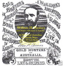 CD-Gold-Hunters Adventures in Australia-28 eBooks,45 Maps + Pics (Resell Rights)