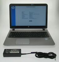"HP ProBook 450 G3 HD 15.6"" i5-6200U 2.3Ghz 4GB DDR4 500GB HDD Win10 Pro Laptop"
