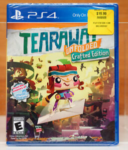 Sony PlayStation 4 Tearaway Unfolded: Crafted Edition - Brand New