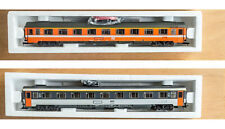 2 Stück H0-Vitrinenmodelle 44651 & 44654 EUROFIMA - SNCF 1.Kl. ROCO