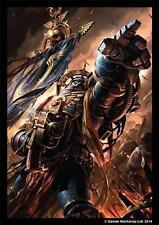 FFG - Warhammer 40k 50 Sleeves Space Marines *NEUF/NEW*