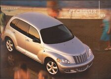 2003 03 Chrysler PT Cruiser Original sales brochure
