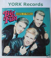 "Big Fun-puñado de promesas-ex con 7"" SINGLE"