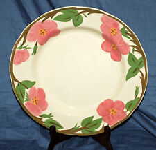 "(1) Franciscan Desert Rose 10-1/2"" DInner Plate made in China  More Available"