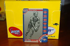 2013 Teamcoach MITCH WALLIS STAR GOLD WildCard SW-16 AFL WESTERN BULLDOGS RARE