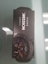 Nixon Mission SS Watch - Black - SLIGHTLY USED