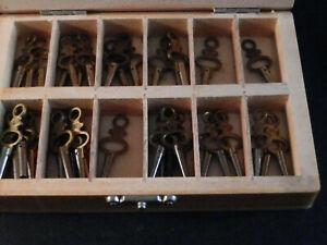 Bergeon 30472 Pocket Watch Key Set