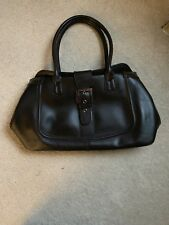 Tod's Brown Leather Purse With Dust Bag