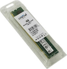 Crucial 4GB, DDR3L PC3-12800, DDR3-1600, SDRAM, Dimm 240 pin CT51264BD160BJ