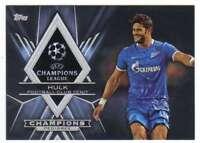 2015-16 Topps UEFA Champions Showcase Championship Pedigree H Hulk