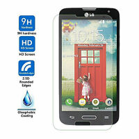 9H ULTRA CLEAR TEMPER GLASS SCREEN PROTECTOR For LG Optimus L90 D405 D415 USA