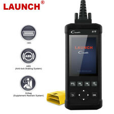 Launch CR619 Code Reader OBD2 EOBD Engine ABS SRS Airbag Diagnstic Scanner Tool