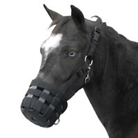 Best Friend clip on muzzle PONY size cribbing or grazing muzzle  BF13F